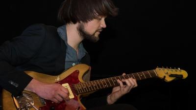Gitarrist, Foto: Carsten Schober | VINTSPIL.grafik